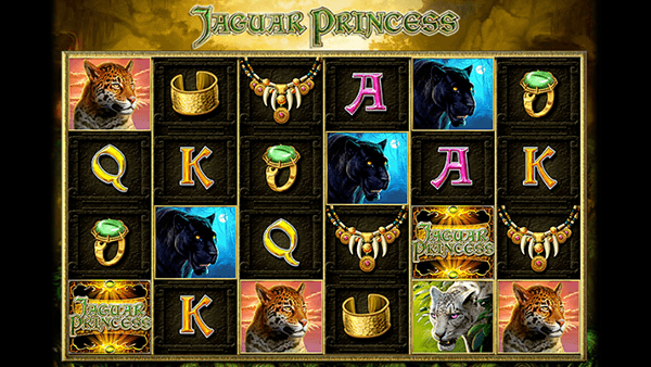Jaguar Princess