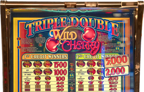 Triple Double Wild Cherry