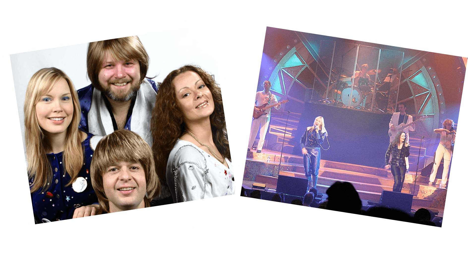 Tribute to ABBA with ABBAmania