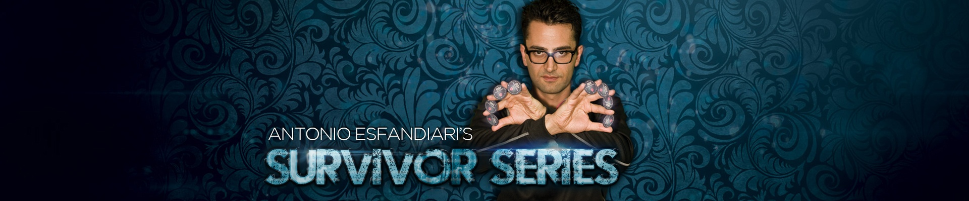 Antonio Esfandiari Survivor Series 2014