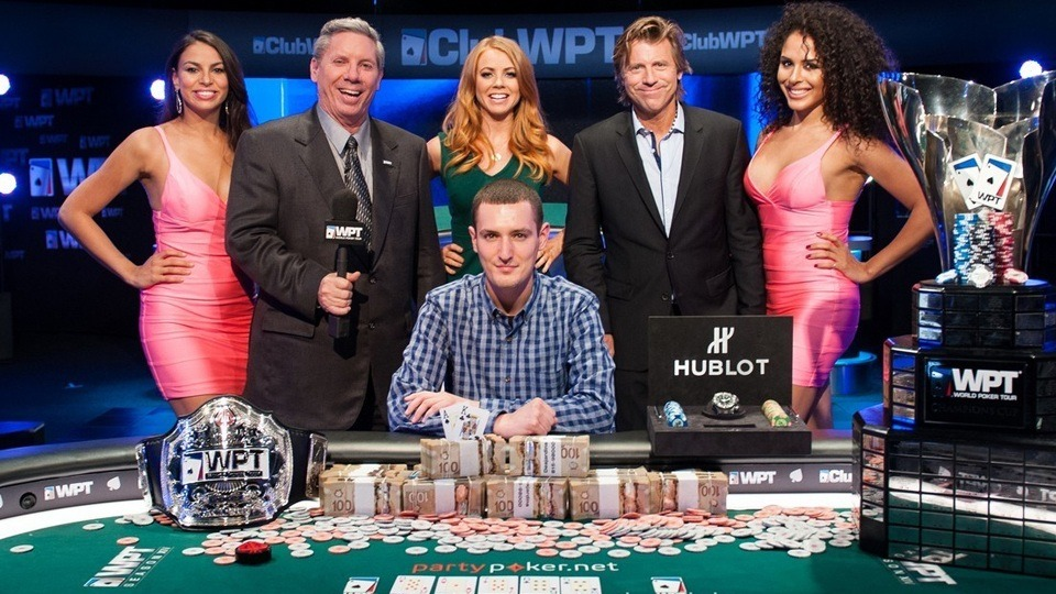 wpt fall classic winner