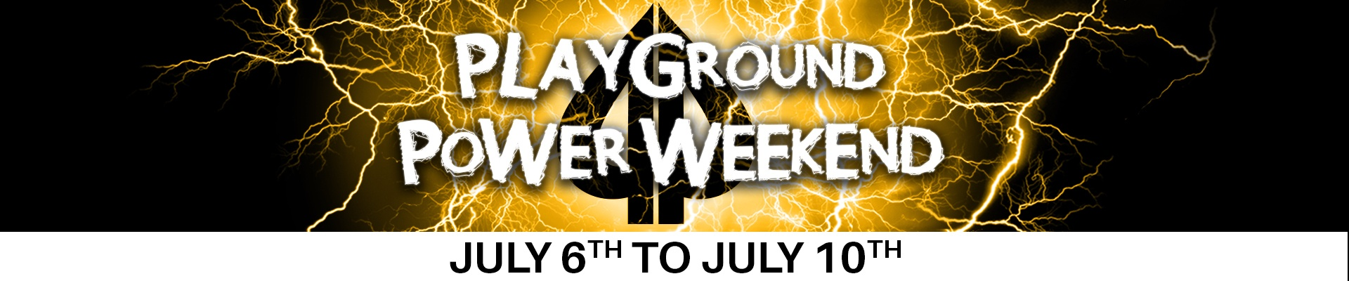 Playground Power Weekend 2017