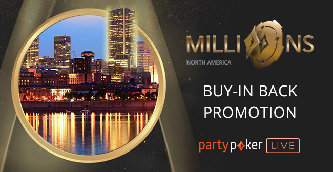 Buy in back for MILLIONS North America Feeders Promotion