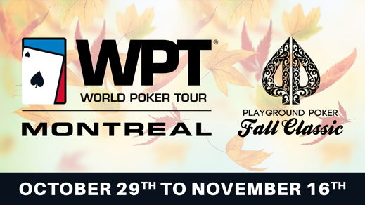 playgroujd poker fall classic 2017