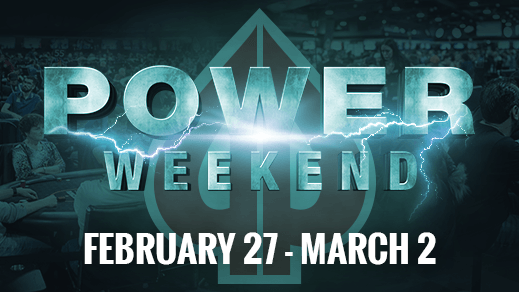 February Playground Power Weekend 2020