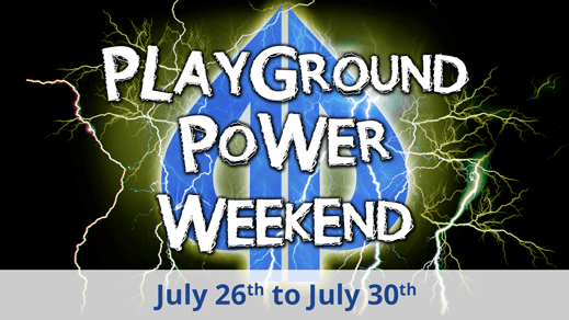 playground power weekend 2018