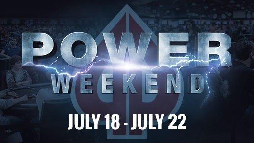 playground power weekend June 2019