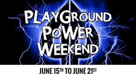 playground power weekend 2016