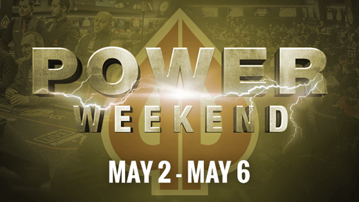 playground power weekend May 2019