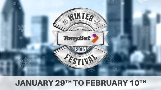 wonybet winter festival 2016