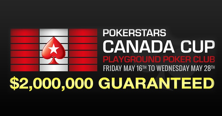 Pokerstars Canada Cup 2014