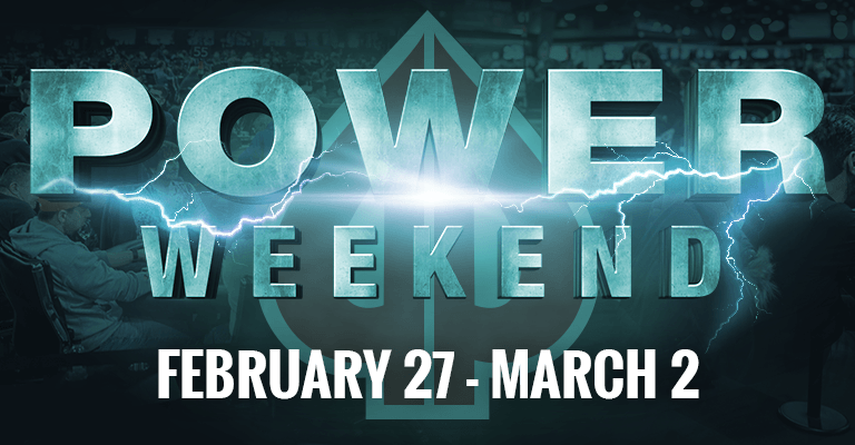 Playground Power Weekend February 2020