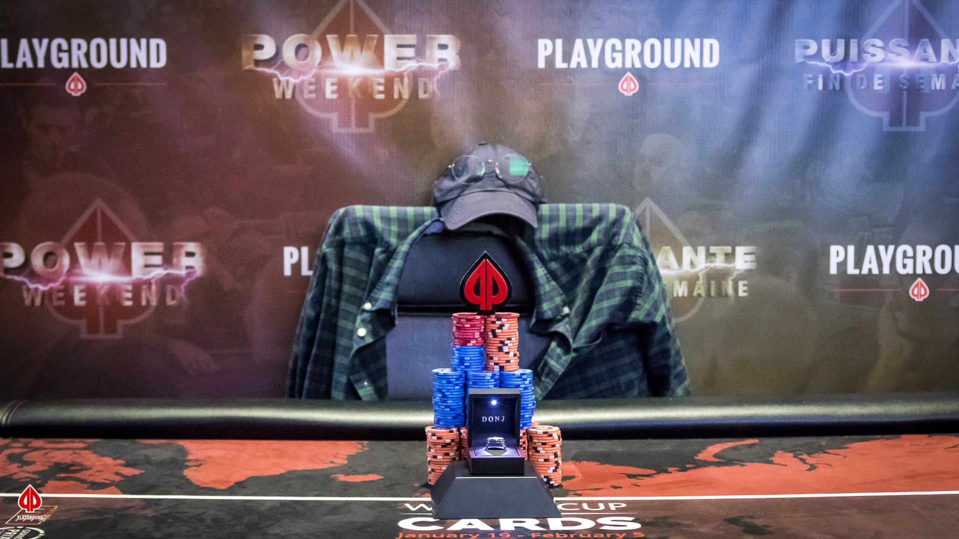Playground Power Weekend 2020 winner