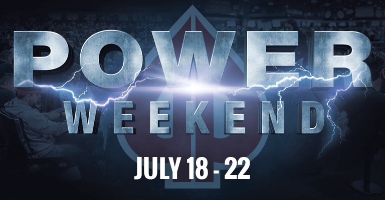 Playground Power Weekend July 2019