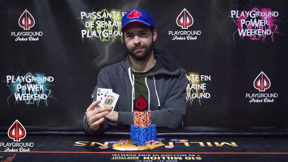 Playground Power Weekend 2018 winner