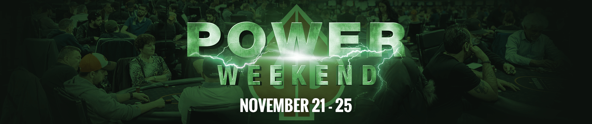 Playground Power Weekend November 2019
