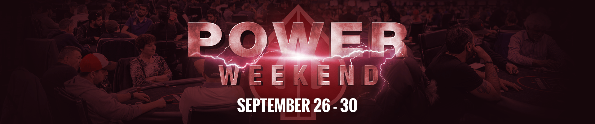 Playground Power Weekend September 2019