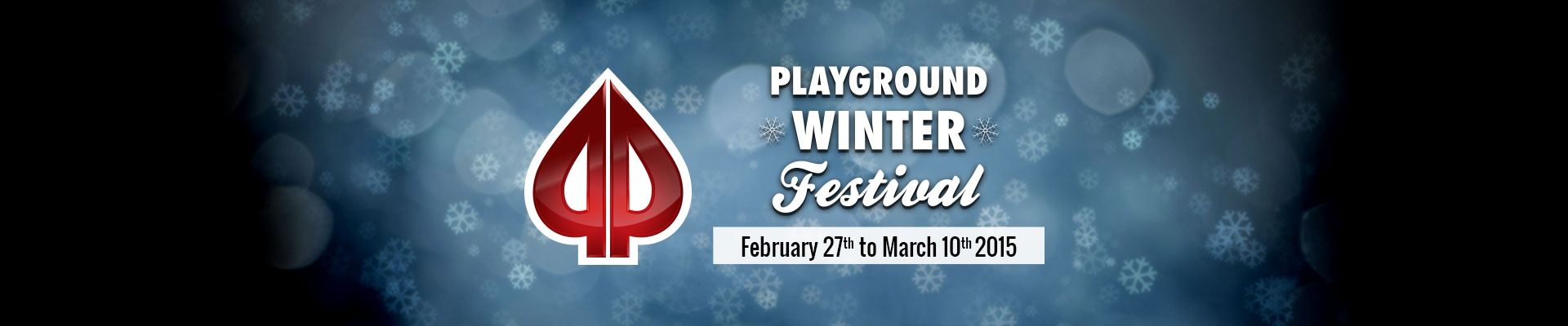 Playground Winter Festival 2015
