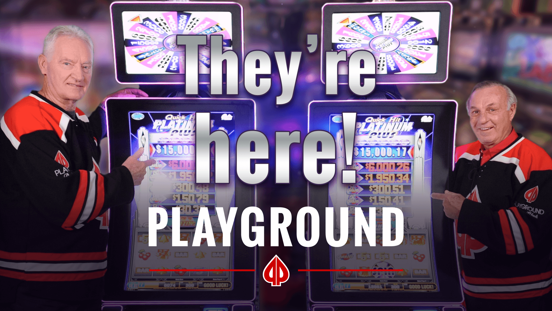 Electronic Gaming Devices | Playground
