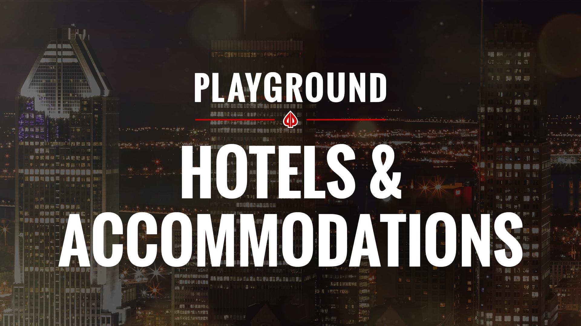 Playground Casino Montreal