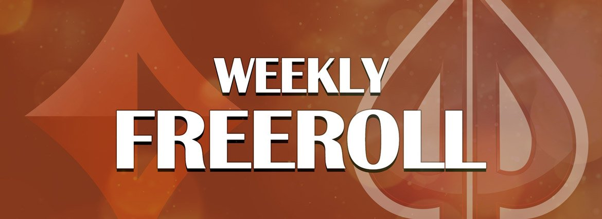 Weekly Freeroll Promotions