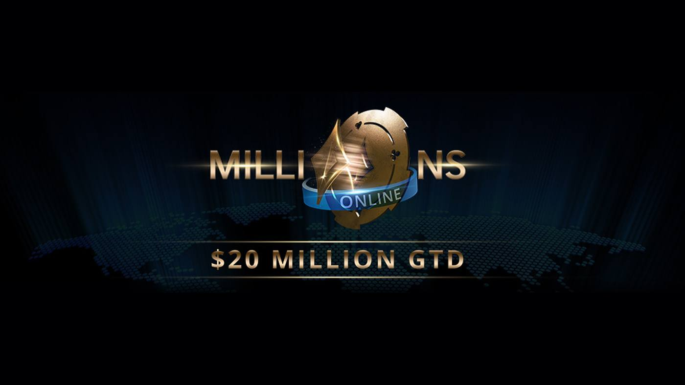 partypoker MILLIONS online 20 Million