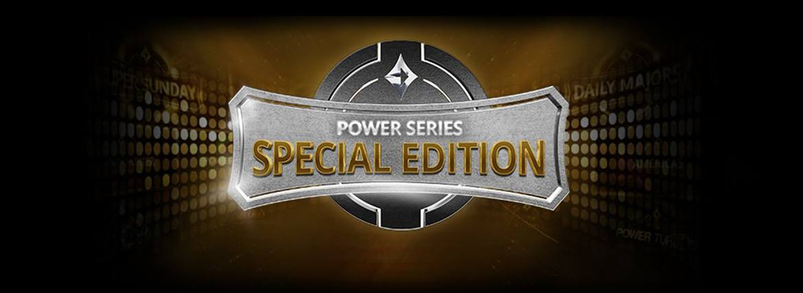 partypoker Power Series Special Edition Promotions