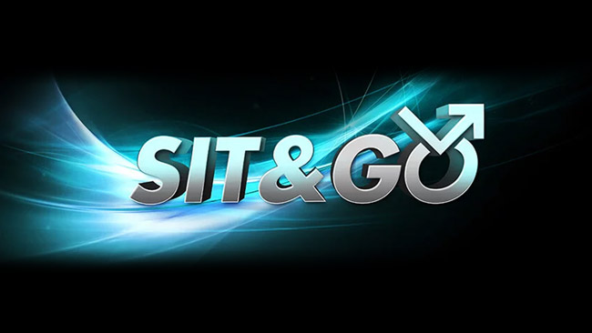 Tournois Sit & Go