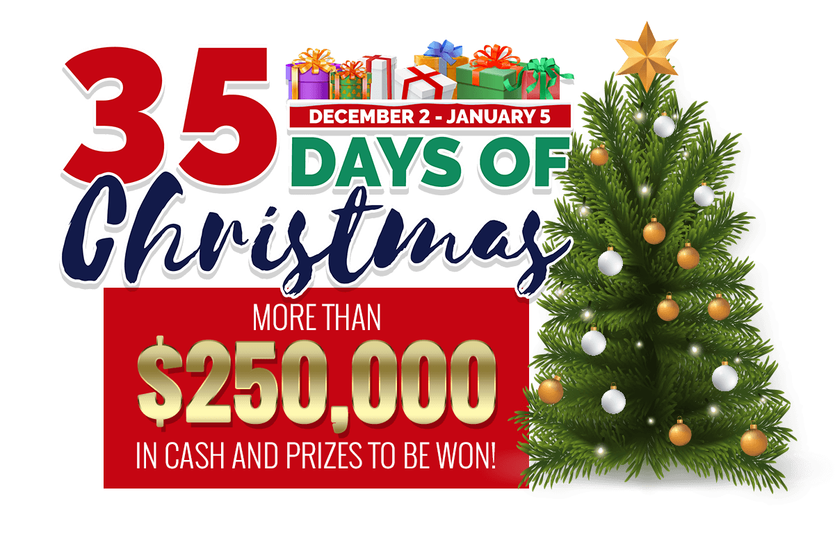 35 Days of Christmas