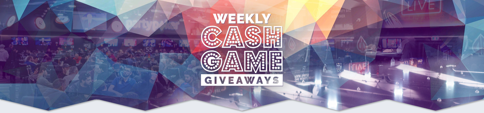 Playground's Weekly Cash Game Giveaways
