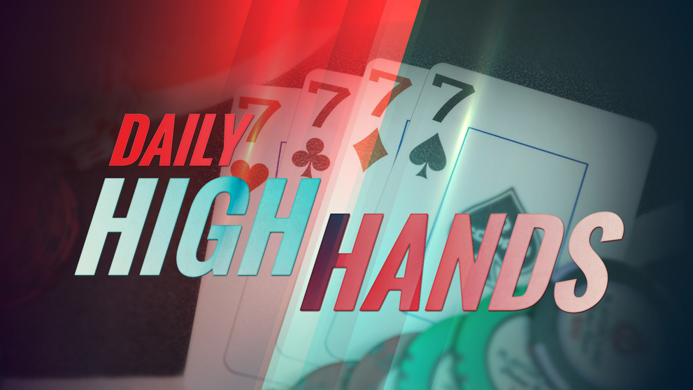 Daily High Hands