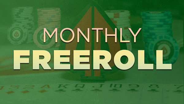 Monthly Freeroll