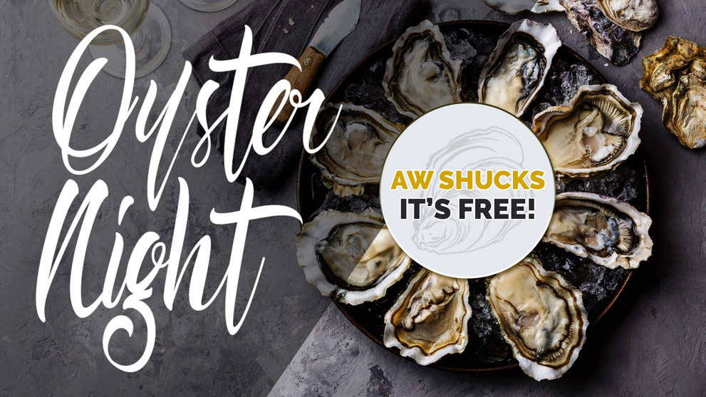 Oyster Night
